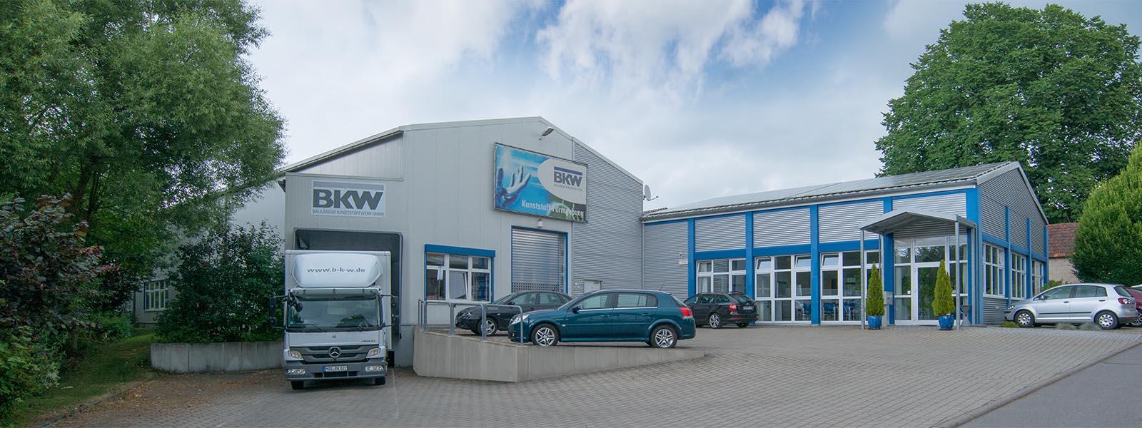 BKW-Kunststoffwerk, Kunststoffgehäuse, Baugruppen