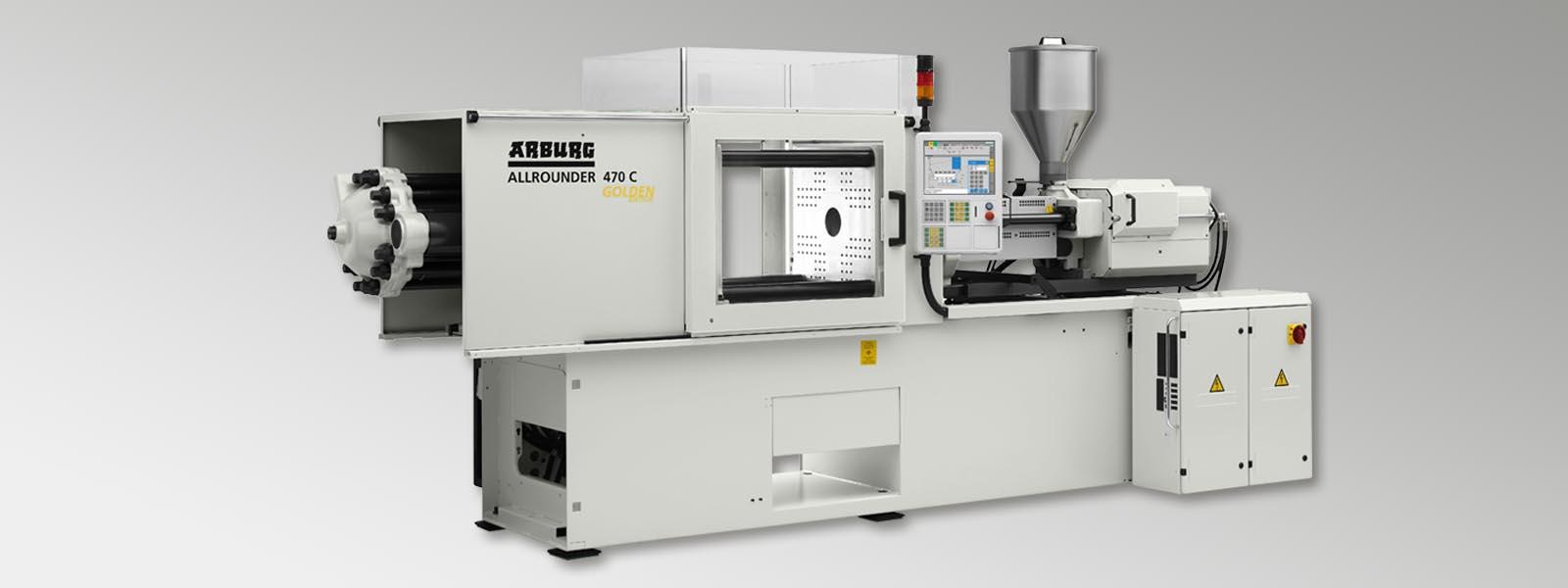 Arburg Allrounder 470c